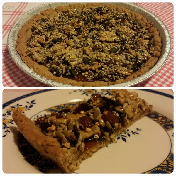 Crostata di semi