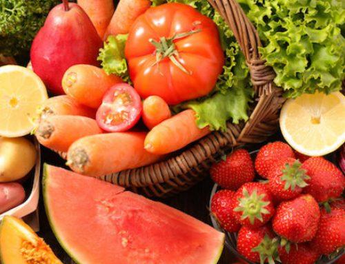 SapereSalute: frutta e verdura